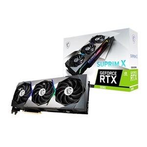 کارت گرافیک ام اس آی مدل MSI GeForce RTX™ 3070 SUPRIM X 8G